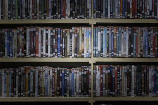 LOCADORAS DE VIDEO E DVD