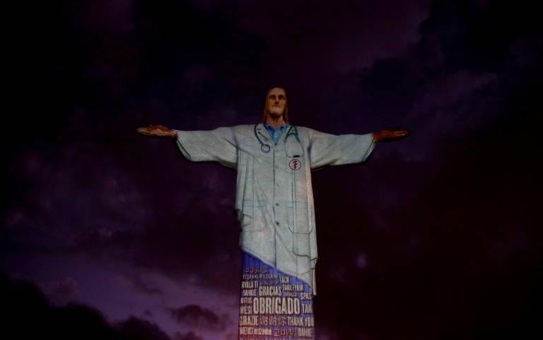 Mundo celebra Páscoa sob confinamento por coronavírus; veja fotos de hoje