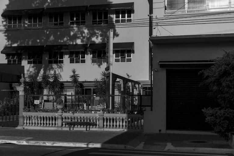 Quarentena em São Paulo, no bairro da Mooca