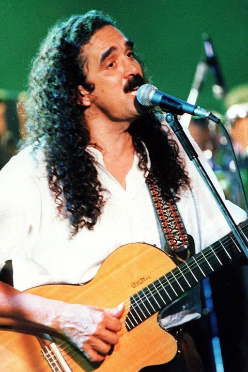 Confira fotos do cantor Moraes Moreira