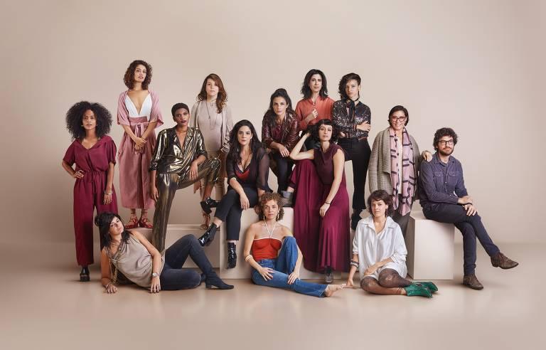 Imagens da série 'Todas as Mulheres do Mundo'