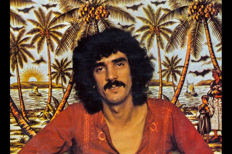 Moraes Moreira gravou mais de 40 discos; saiba quais os dez essenciais