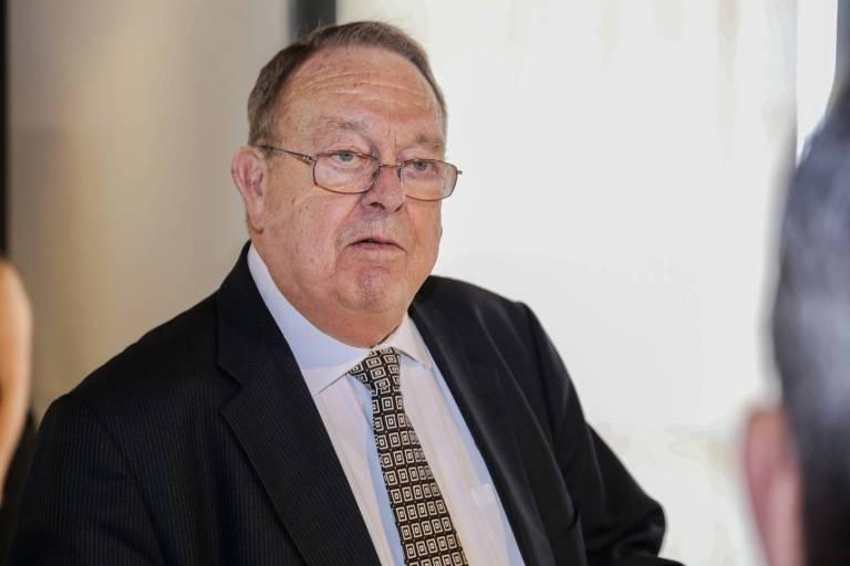 Alfried Plöger, presidente do conselho da Associação Brasileira das Companhias Abertas (Abrasca), que morreu por coronavírus