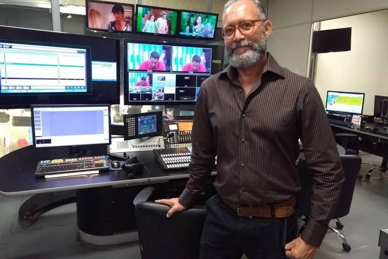 José Augusto Nascimento Silva, o Naná, funcionário do SBT Rio morto pelo coronavírus