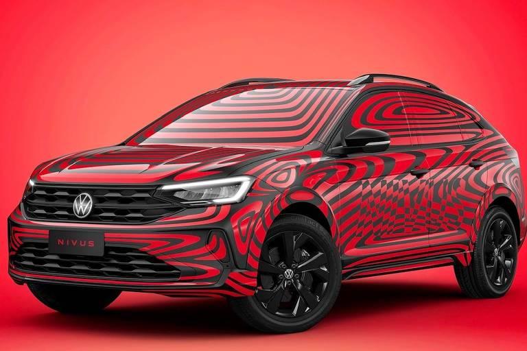 Nivus, novo SUV da Volkswagen, começa a ser exibido aos poucos para ser lançado em junho