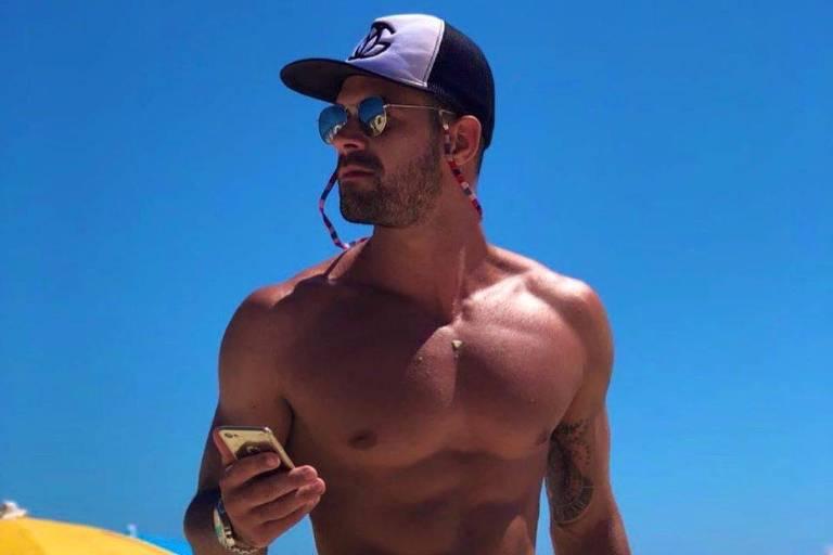 Bruno Miranda, o Borat do programa Amor & Sexo