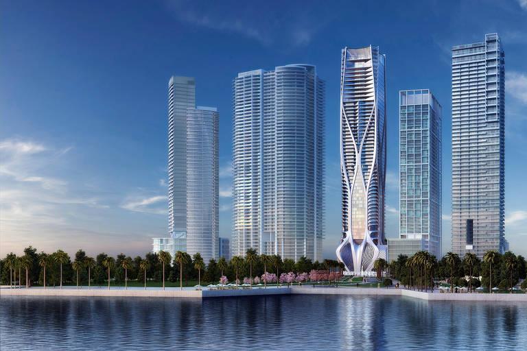 David e Victoria Beckham adquirem cobertura futurista em Miami