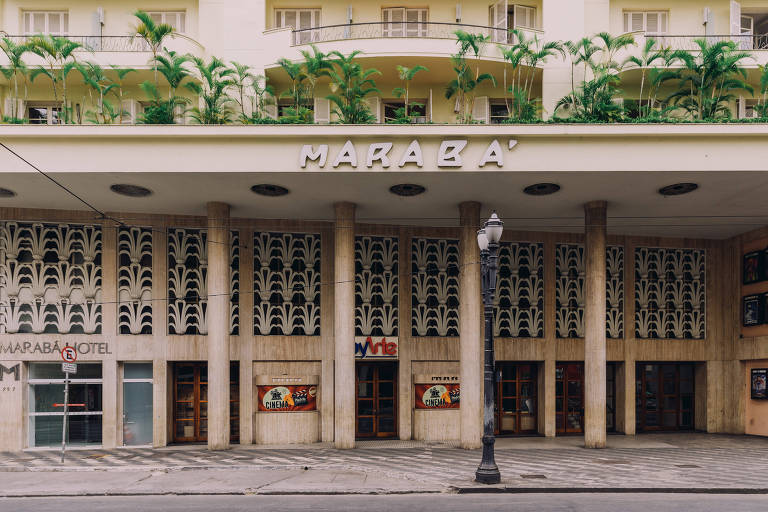 Cinemas fechados durante a quarentena