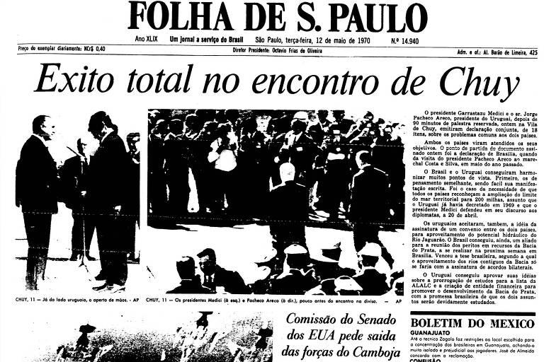 1970: Zagallo reclama da concentração da seleção em Guanajuato