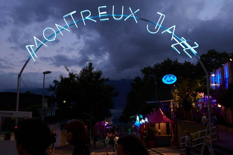 Montreux Jazz Festival em sua 48ª edição, em julho de 2014