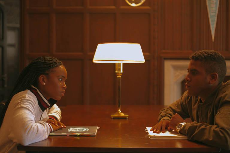 Veja cenas do filme 'Selah and the Spades', de Tayarisha Poe