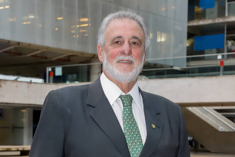 Carlos Melles, presidente do Sebrae