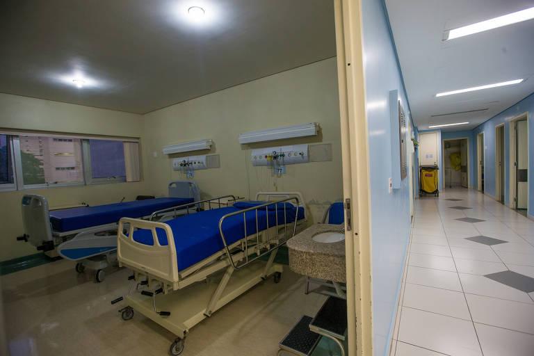 Equipamentos no Instituto do Câncer Doutor Arnaldo, em São Paulo