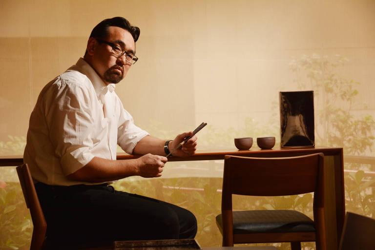 O sushiman Jun Sakamoto