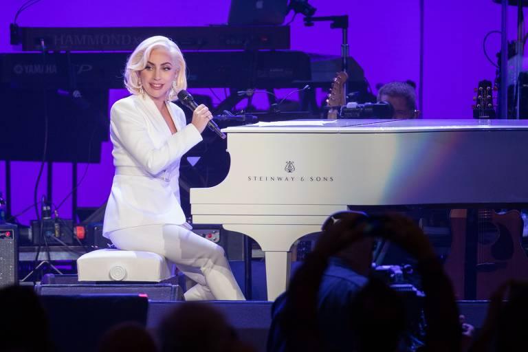 A cantora Lady Gaga assina a curadoria do festival