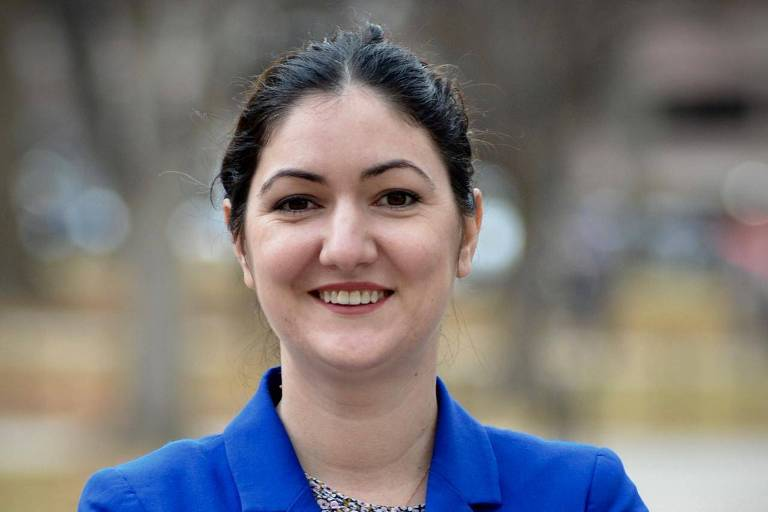 Gabriela Zanfir-Fortuna, conselheira da ONG Future of Privacy Forum