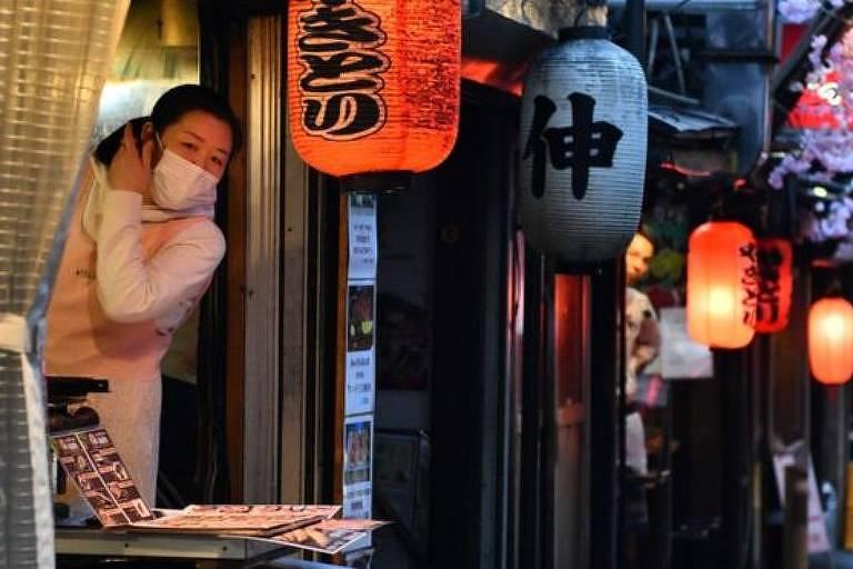 O estado de emergência deve ser estendido a todo o Japão