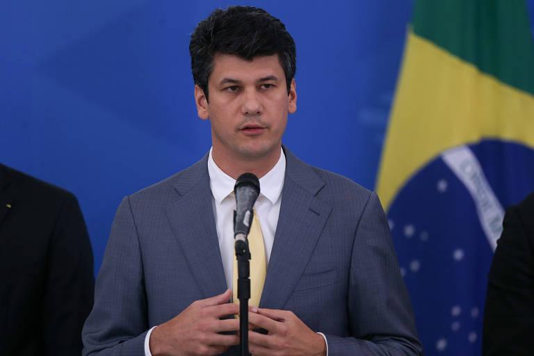 Gustavo Montezano, presidente do BNDES; ele participou de transmissão da XP Investimentos nesta quinta