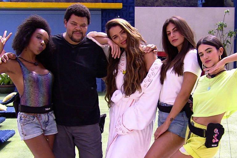 Babu, Manu, Mari, Rafa e Thelma continuam na disputa por 1.5 milhão