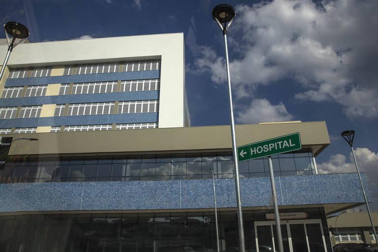 Hospitais parados em São Paulo poderiam atender pacienetes da Covid-19
