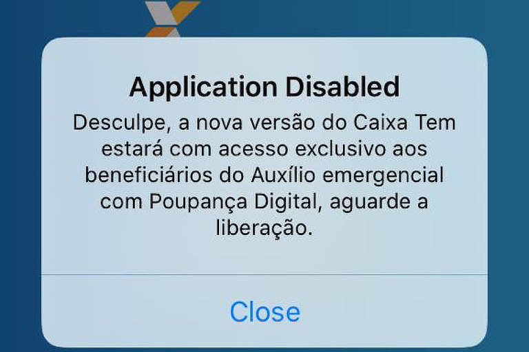 Caixa Tem é atualizado para melhorar acesso ao auxílio emergencial
