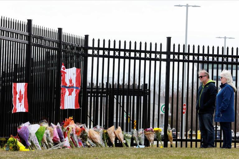 Número de mortos em maior massacre na história do Canadá sobe para 23