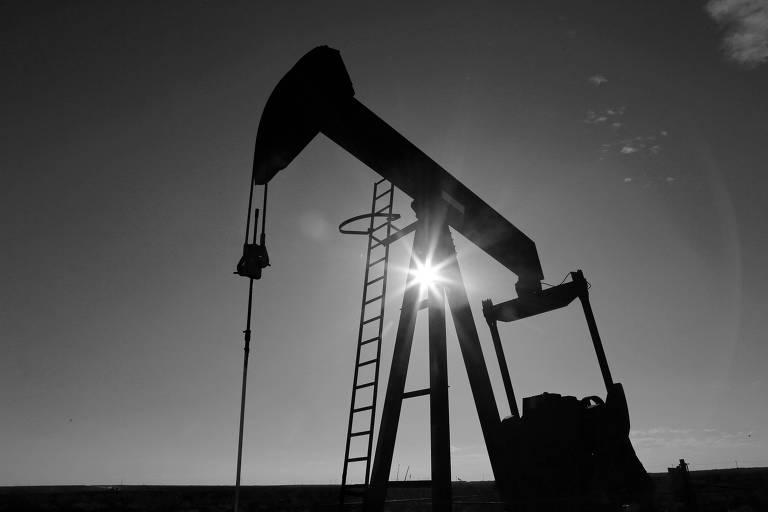 O colapso do petróleo