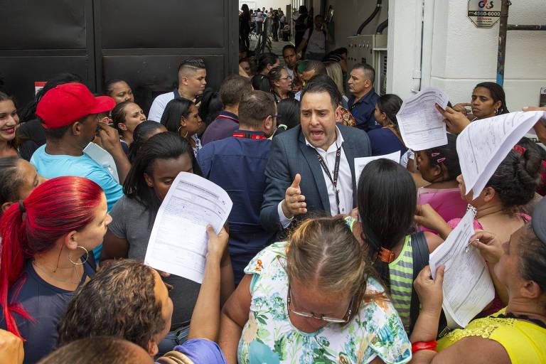 Mais de 1,2 milhão de trabalhadores ficam desempregados no 1º trimestre