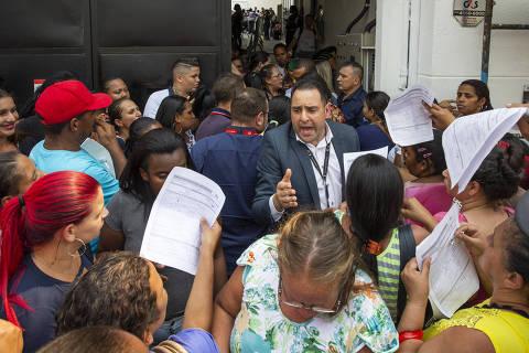 Brasil fecha 1,1 milhão de vagas com carteira assinada desde o começo da pandemia
