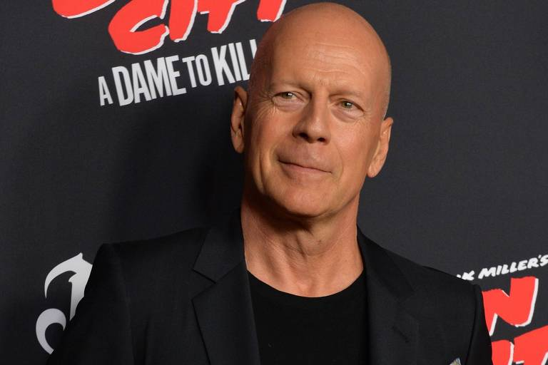O ator Bruce Willis