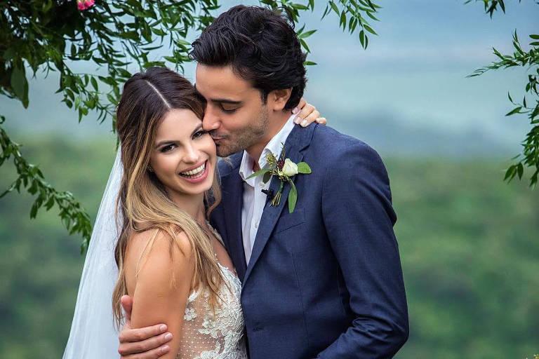 Sthefany Brito e Igor Raschkovsky se casaram em agosto de 2018 na Itália