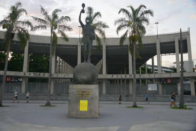 Aos 70 anos, o Maracanã tem incontáveis notícias criminosas na imprensa; o histórico estádio não merecia isso
