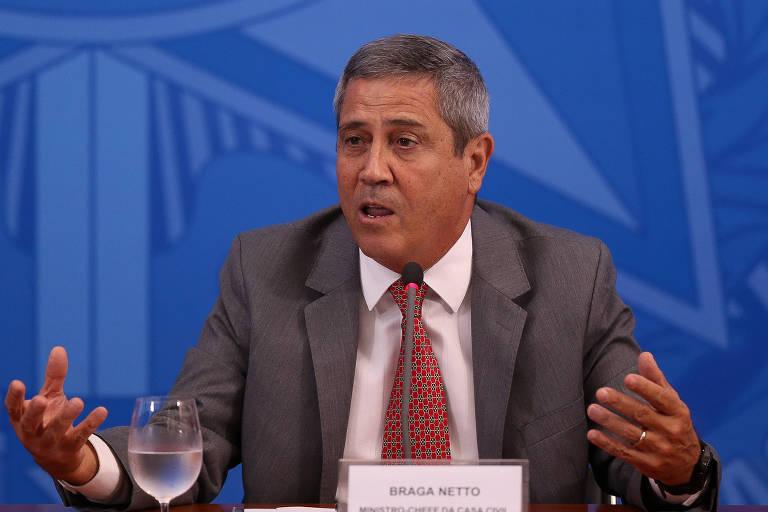 Após repercussão negativa, filha do ministro Braga Netto desiste de ocupar cargo na ANS
