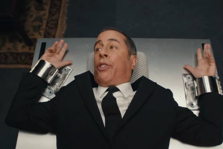 Jerry Seinfeld retorna em ótima série para ver na quarentena e depois dela