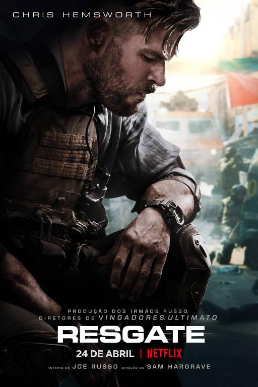 Imagens do filme 'Resgate'