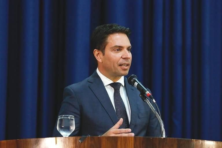 Alexandre Ramagem, diretor da Abin (Agência Brasileira de Inteligência), é a escolha de Bolsonaro para o comando da Polícia Federal