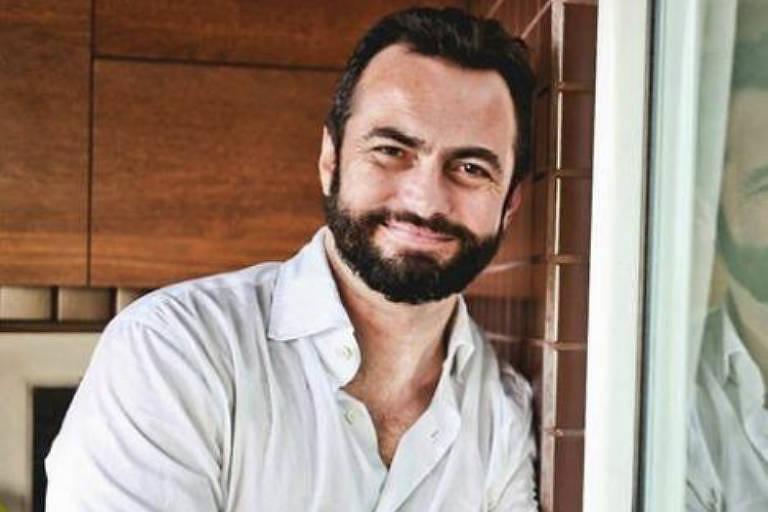 O pesquisador Aquiles Ratti Alencar Brayner