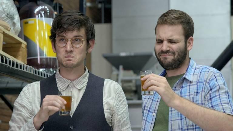 """Cena da primeira temporada da série """"Os Irmãos Cervejeiros"""" (Brews Brothers""""), da Netflix"""