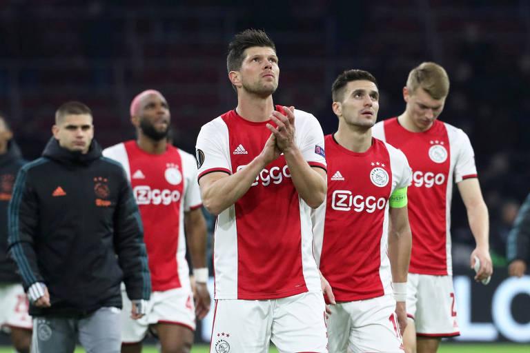 Líder do campeonato, Ajax disputará a próxima edição da Champions League