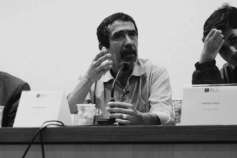 Paulo Martins - Professor livre-docente de letras clássicas e vice-diretor da FFLCH-USP (Faculdade de Filosofia, Letras e Ciências Humanas - Universidade de São Paulo); autor de 'Imagem e Poder' (Edusp), entre outros