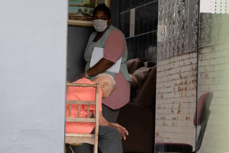 Asilo clandestino é interditado em Campinas após idoso morrer por causa da Covid-19
