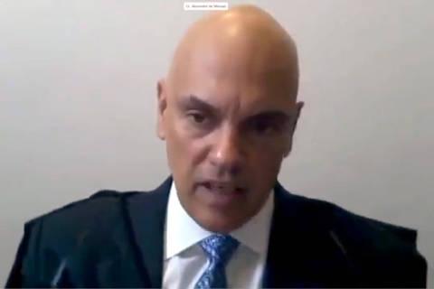 Parlamentares bolsonaristas iam ser alvo de busca e apreensão, mas Moraes desistiu