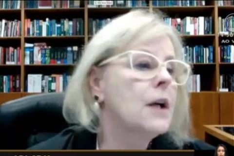 Com agravamento da pandemia, Rosa Weber manda Ministério da Saúde bancar leitos de UTI em três estados