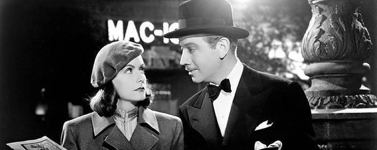 """Cena de """"Ninotchka"""""""