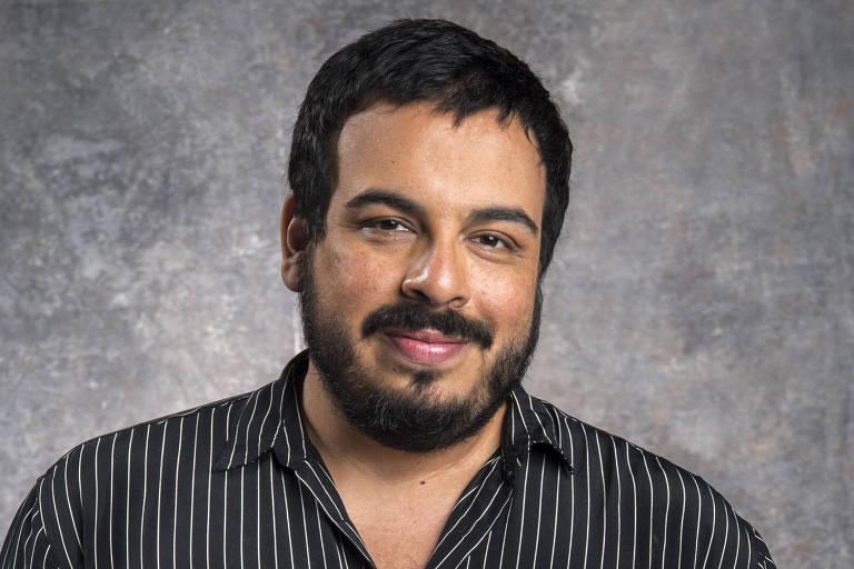 O ator Luis Lobianco