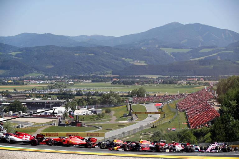 Autódromo de Spielberg, na Áustria, deve receber primeira prova da F-1 em 2020