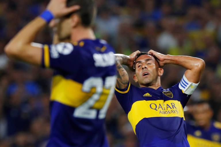 Campeão da última Superliga, o Boca Juniors já tem vaga na Libertadores de 2021