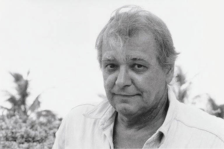 O ator Carlos Eduardo Dolabella