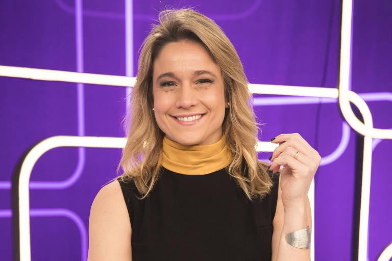 Fernanda Gentil diz ter sonho de adotar, mas não descarta gravidez da mulher
