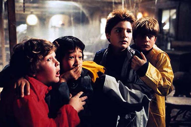 Imagens do filme 'Os Goonies' (1985)